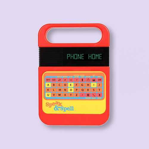 Speak & Spell Electronic Game