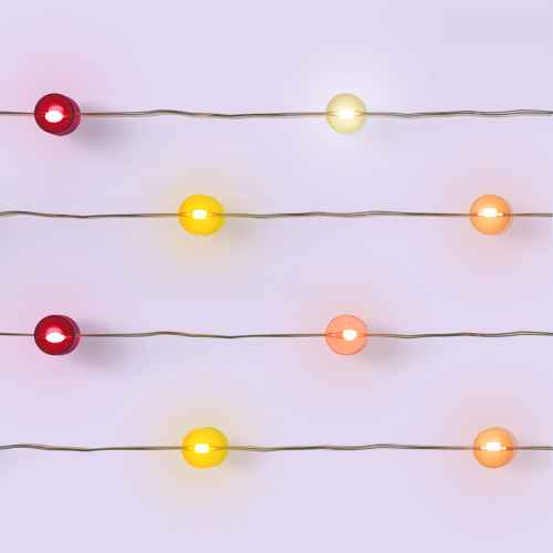 LED Globe Fairy String Lights - Opalhouse™