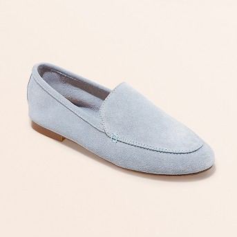Women's Mila Suede Loafers - A New Day™