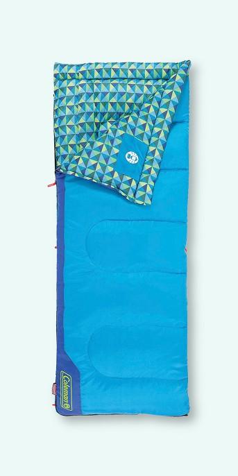 Coleman® Montrose 40 Degree Sleeping Bag - Blue