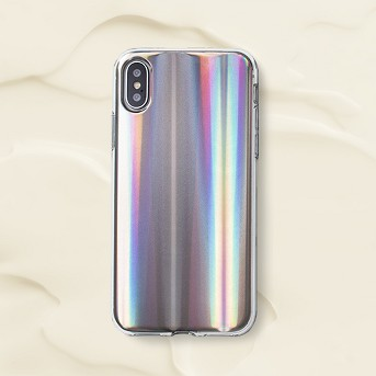 heyday™ Apple iPhone X/XS Holographic Case - Opaque