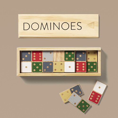 Dominoes Game Set - Hearth & Hand™ with Magnolia