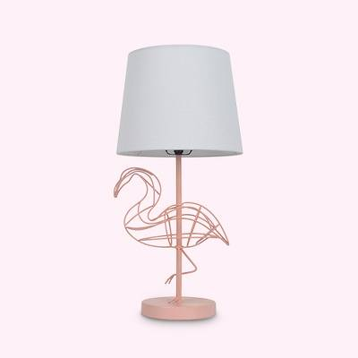 Flamingo Wire Figural Table Lamp - Pillowfort™