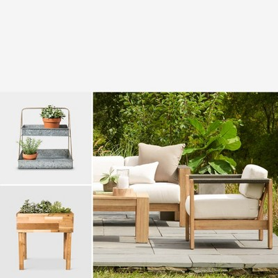 Stylish U0026 Sturdy With Simple Design. For Sophisticated Outdoor Living