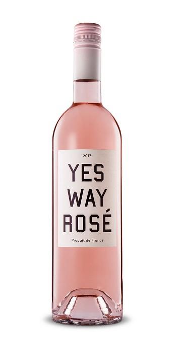 Yes Way Rose Wine - 750ml Bottle