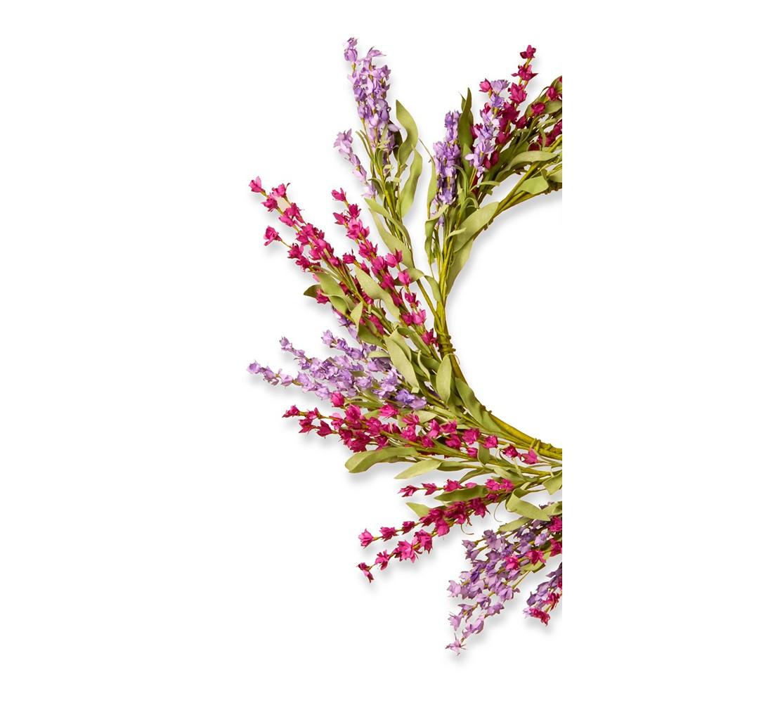 Floral Wreath - Lavender (20