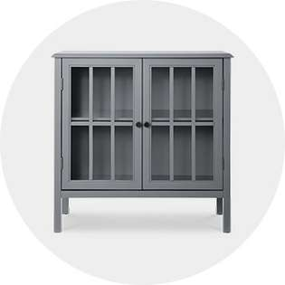 Decorative Cabinets For Living Room  from target.scene7.com