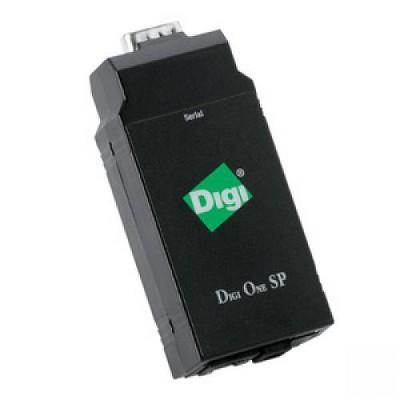 Digi Digi One SP Device Server - 1 x DB-9 , 1 x RJ-45