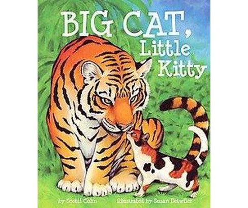 Big Cat, Little Kitty (School And Library) (Scotti Cohn) - image 1 of 1