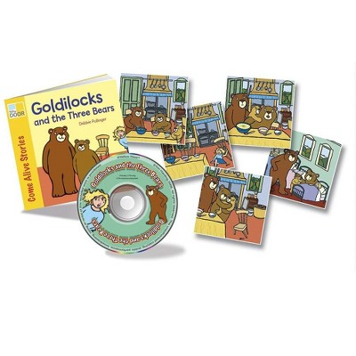 Magic Cabin - Goldilocks and the Three Bears Book Pack