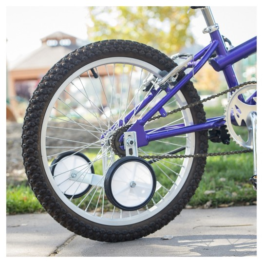 Bell Sports Spotter 500 Flip Up Training Wheels image number null