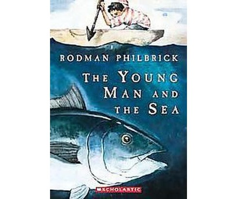 Young Man And The Sea (Paperback) (W. R. Philbrick) - image 1 of 1