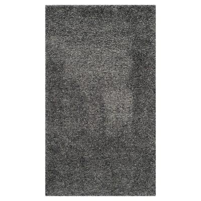 Quincy Rug - Dark Gray (4'X6')- Safavieh