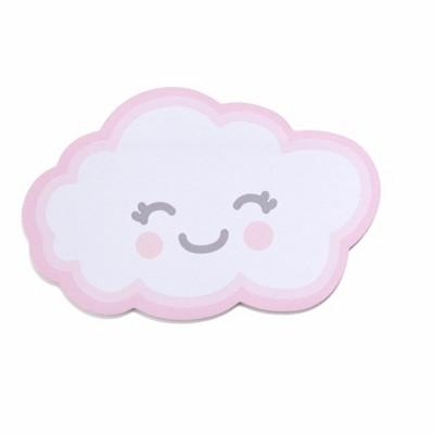 Underground Toys Glitter Galaxy Cloud Sticky Notes