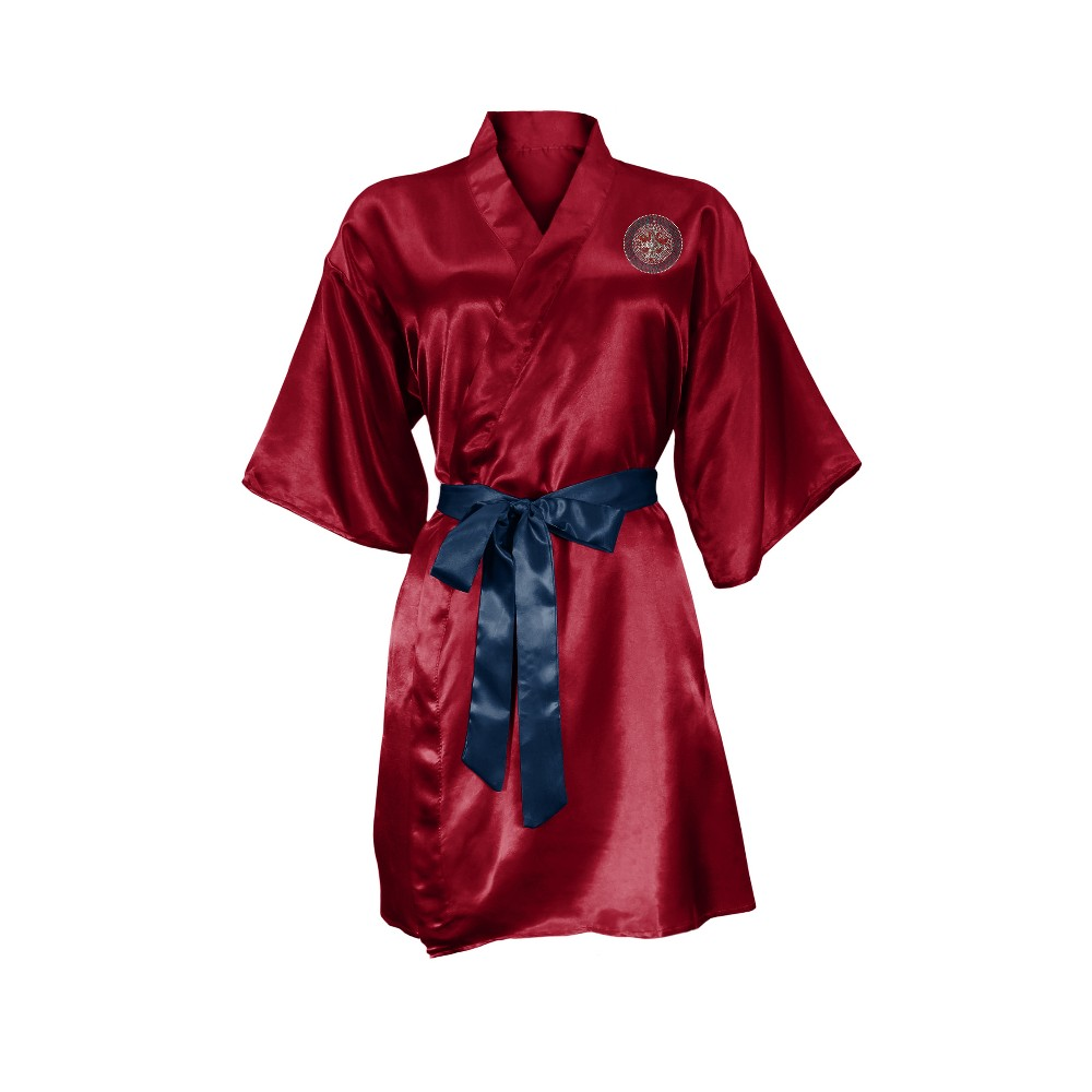 Winnipeg Jets Satin Kimono - S/M, Girl's, Multicolored