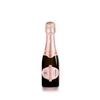Chandon Rosé Sparkling Wine - 187ml Mini Bottle