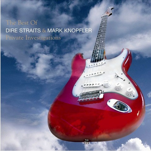 Dire Straits / Mark Knopfler - Private Investigations: The Best of Dire Straits & Mark Knopfler (CD) - image 1 of 1
