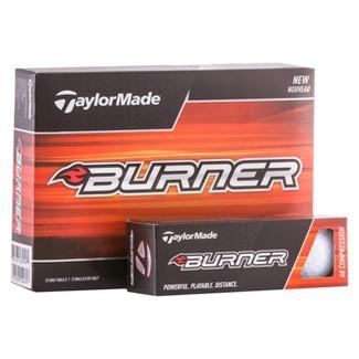TaylorMade® Burner Golf Balls - 12pk