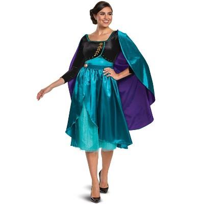 Frozen Queen Anna Deluxe Adult Costume