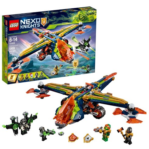 LEGO Nexo Knights Aaron's X-bow 72005 - image 1 of 6