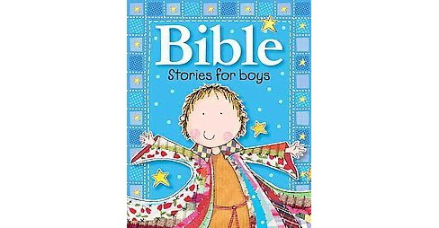 Bible Stories for Boys (Board) by Gabrielle Mercer - image 1 of 1
