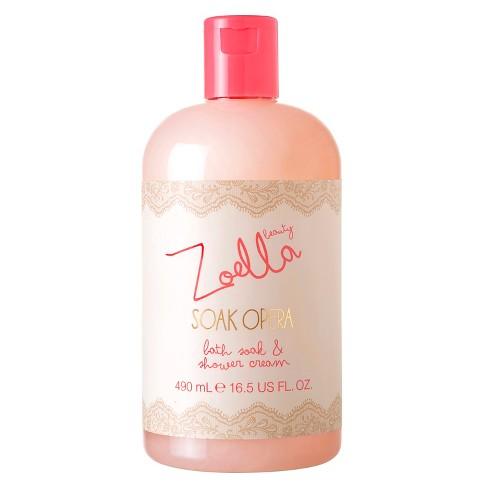 Zoella Beauty Soak Opera Bath Soak & Shower Cream 16.5 oz - image 1 of 1