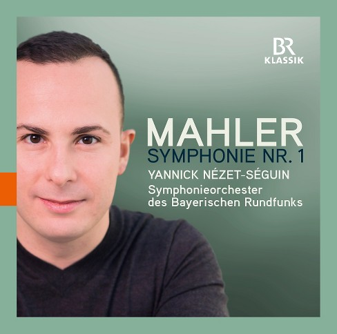 Symphonieorchester d - Mahler:Symphony no 1 (CD) - image 1 of 1