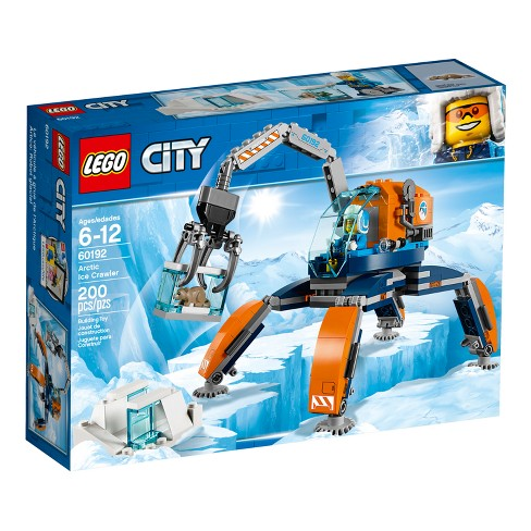 4587197d4641 LEGO City Arctic Ice Crawler 60192   Target