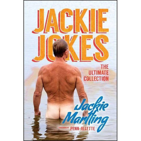 Jackie Jokes - by  Jackie Martling (Paperback) - image 1 of 1