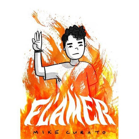 Flamer - by  Mike Curato (Hardcover) - image 1 of 1