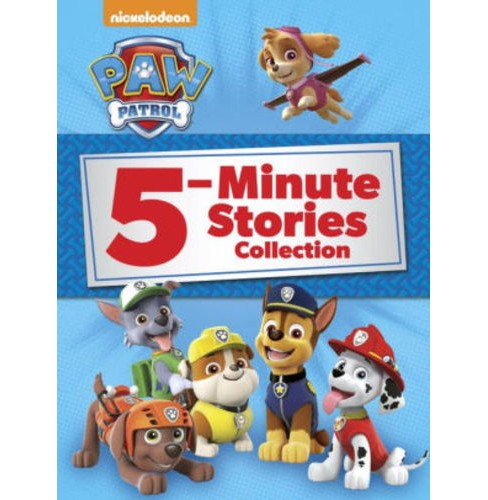 PAW Patrol 5-Minute Stories Collection 10/15/2017 - image 1 of 1