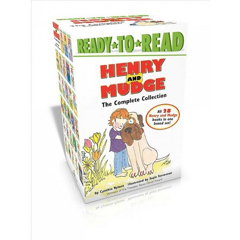 Henry And Mudge The Complete Collection Combined By Cynthia