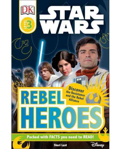 Rebel Heroes (Hardcover) (Shari Last) - image 1 of 1