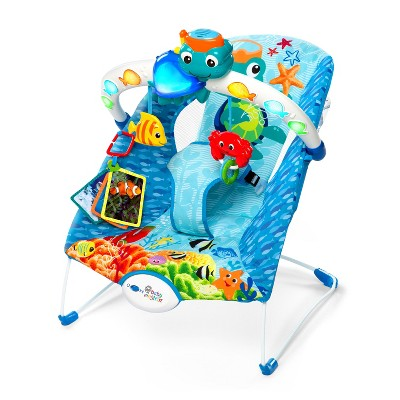 Baby Einstein™ Neptune Lights & Sea Baby Bouncer