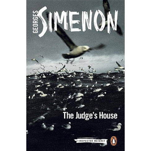 The Judge's House - (Inspector Maigret) by  Georges Simenon (Paperback) - image 1 of 1