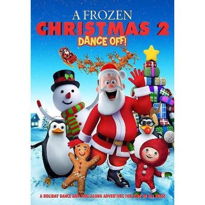 A Frozen Christmas 2: Dance Off! (DVD)(2017)