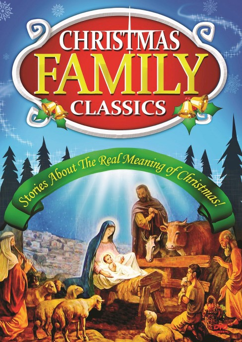 Christmas family classics:Stories abo (DVD) - image 1 of 1