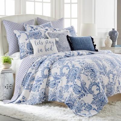 Bennett Quilt and Pillow Sham Set - Levtex Home