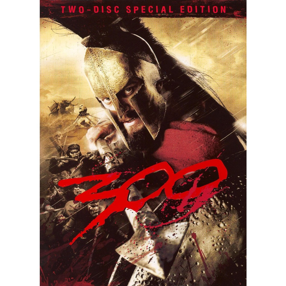 300 (Special Edition) (WS) (2 Discs) (dvd_video)