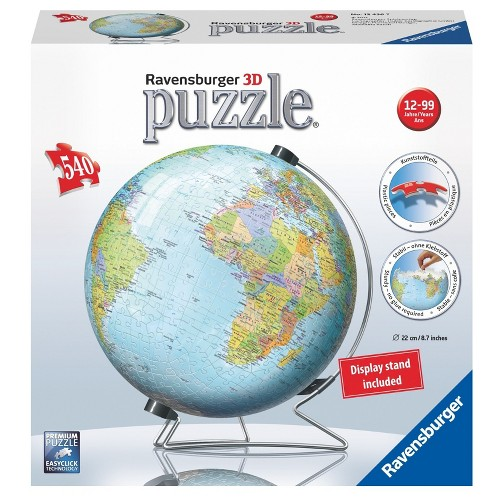 Ravensburger The Earth 3D Puzzle 540pc