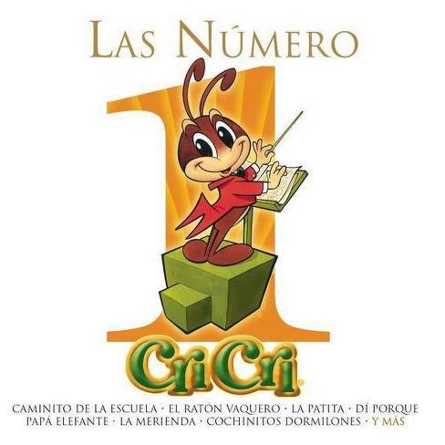 Cri-Cri - Las Numero 1 (8/23) * (CD) - image 1 of 1