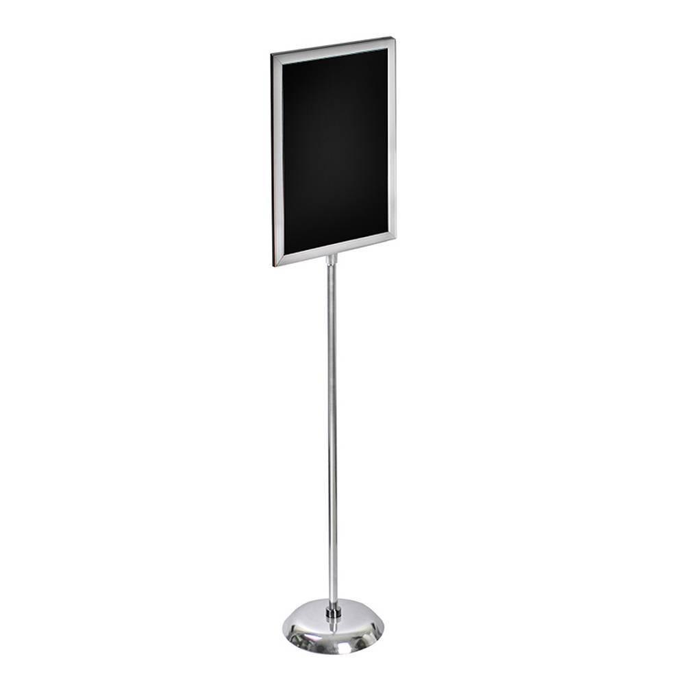Azar Displays 14 X 22 Double Sided Frame Floor Display