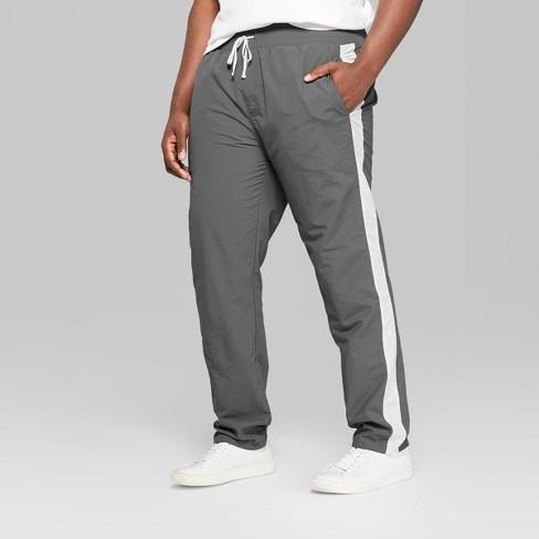 91e05edbed1 Men s Big   Tall Mid-Rise Jogger Pants - Original Use™ Gray   Target