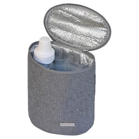 JJ Cole Bottle Cooler, Gray Heather - image 1 of 3