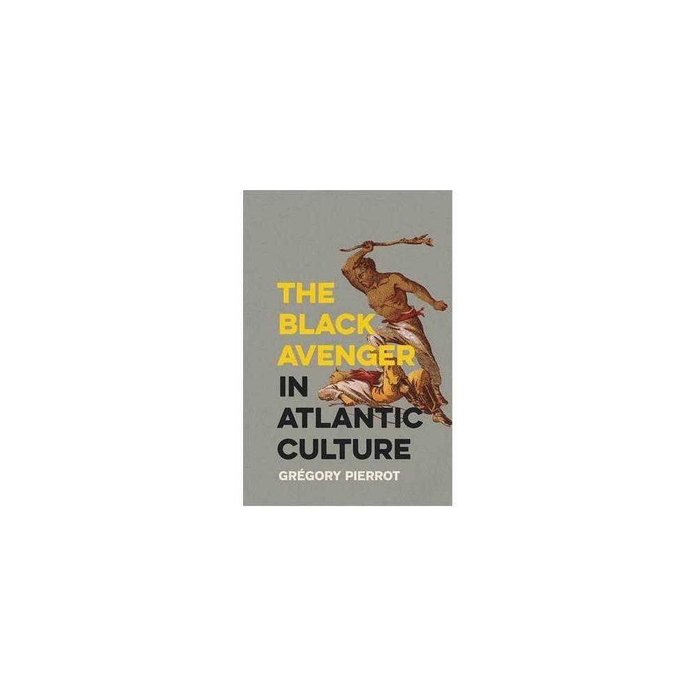 Black Avenger in Atlantic Culture - by Grégory Pierrot (Paperback)