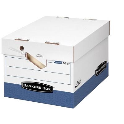 Bankers Box Presto Heavy Duty Corrugated Boxes 0063602