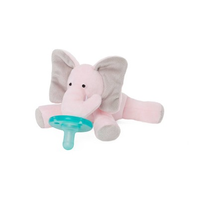 WubbaNub Elephant Pacifiers - Pink