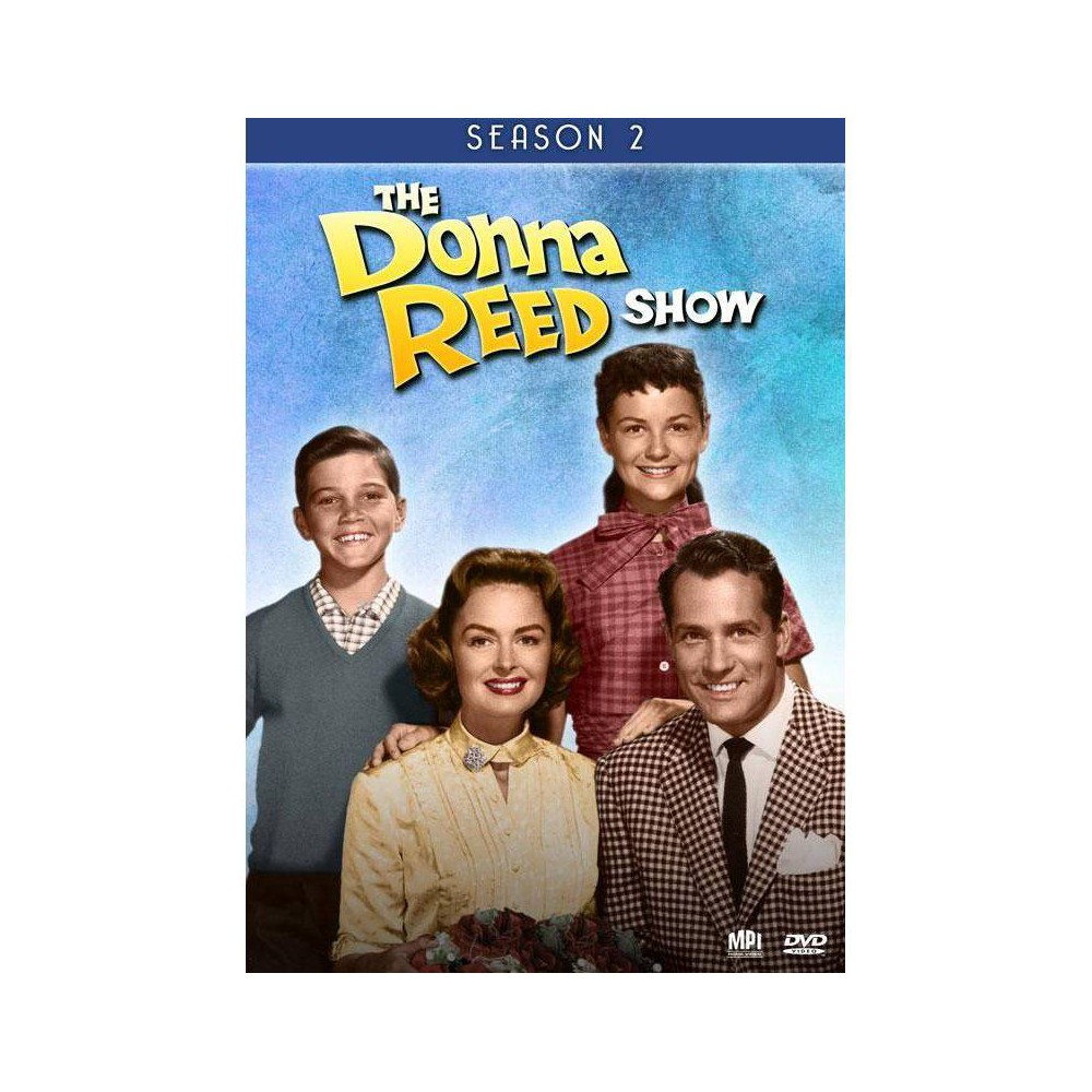 The Donna Reed Show Season Two Dvd