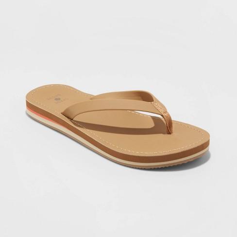 Women's Pearce Flip flop Sandals - Shade & Shore™ - image 1 of 3