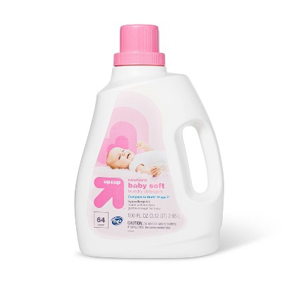 Baby HE Liquid Laundry Detergent - 100oz - Up&Up™